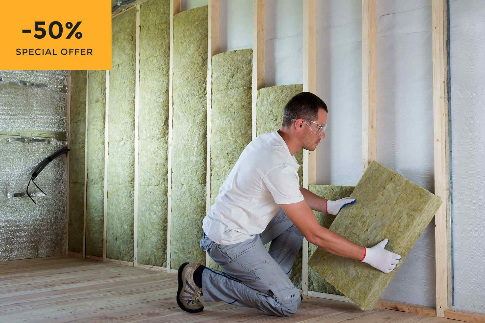 Special home reno pricing! Call for pricing in your area and home